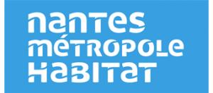 Nantes metropole habitat logo
